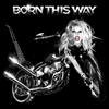 Picture of Lady Gaga - Born this way LV CD