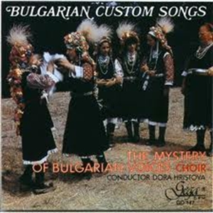 Picture of THE MYSTERY OF BULGARIAN VOICES CHOIR - BULGARIAN CUSTOM SONGS
