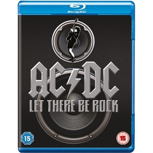 Picture of AC/DC - Let There Be Rock! Blu-Ray