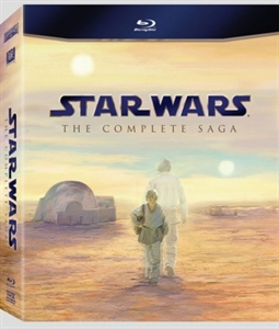 Picture of Star Wars - The Complete Saga (Episodes I-VI) Ltd. Edition 9Blu-ray