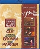 Picture of Carlos Santana Presents Blues At Montreux 2004 Blu-ray