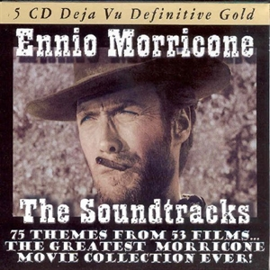 Picture of Ennio Morricone - The Soundtracks: 75 Themes from 53 Films Box Set 5CD