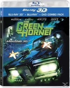 Picture of The Green Hornet 3D Blu-Ray