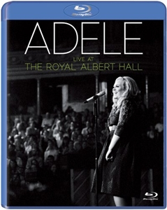 Picture of Adele - Live At The Royal Albert Hall Blu-Ray + CD