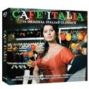 Picture of Cafe Italia - 75 Original Italian Classics [3 CD Box Set]