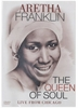 Picture of Aretha Franklin - Queen of Soul: Live from Chicago DVD
