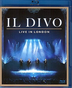 Picture of Il Divo - Live in London Blu-Ray
