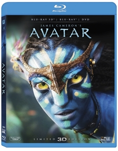 Picture of Avatar 3D Blu-Ray