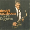Picture of David Sanborn - Here & Gone