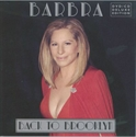 Картинка на Barbra Streisand - Back To Brooklyn [CD + DVD]