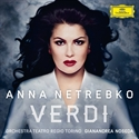 Картинка на Anna Netrebko - Verdi [CD+DVD, Deluxe Limited Edition]
