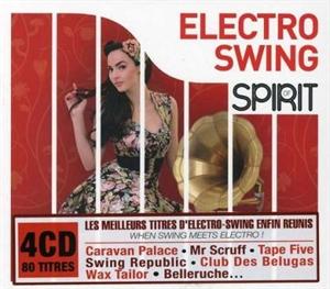Picture of Various Artists - Spirit Of Electro Swing [4 CD]