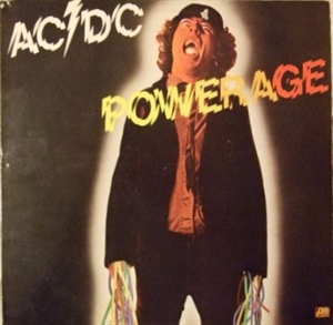 Picture of AC/DC - Powerage [Vinyl] LP