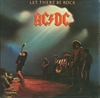 Picture of AC/DC - Let There Be Rock [Vinyl] LP