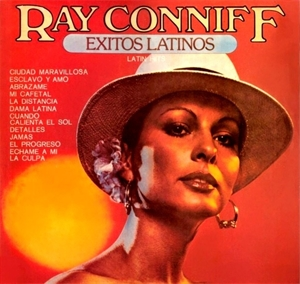Картинка на Ray Conniff - Exitos Latinos (Latin Hits) [Vinyl Second Hand]