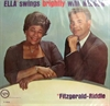 Picture of Ella Fitzgerald; Nelson Riddle - Ella Swings Brightly With Nelson