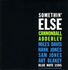 Picture of Cannonball Adderley - Somethin' Else [Vinyl 180g] LP