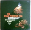 Picture of The Oscar Peterson Trio - Bursting Out With The All-Star Big Band [Vinyl] LP