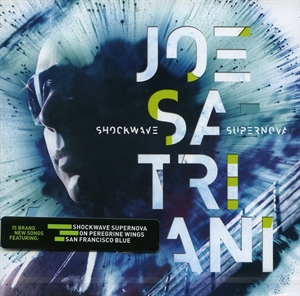 Picture of  Joe Satriani - Shockwave Supernova