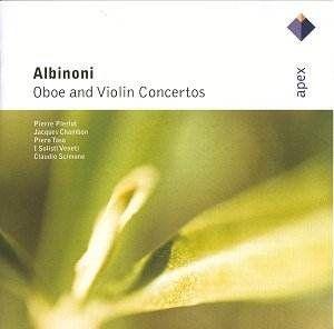 Picture of Albinoni, Tomaso (1671-1750) - Concertos For Oboe And Violon