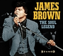 Picture of James Brown - The Soul Legend [5 CD Box set]