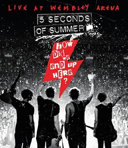 Picture of 5 Seconds of Summer - How Did We End Up Here?: Live at Wembley Stadium Blu-Ray