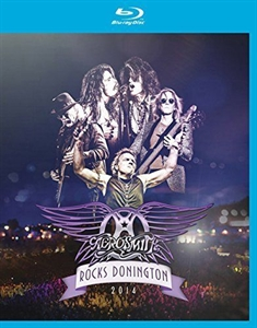 Picture of Aerosmith - Rocks Donington Blu-Ray