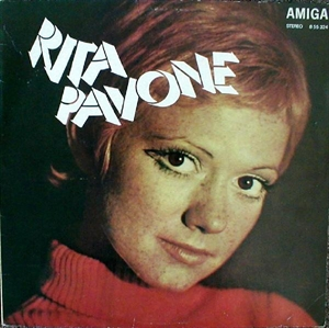 Картинка на Rita Pavone [Vinyl Second Hand] LP