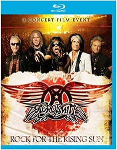 Picture of Aerosmith - Rock For The Rising Sun [Blu-ray]