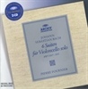 Picture of Bach, Johann Sebastian (1685-1750) - Suites For Solo Cello, Bwv 1007-1012 (Pierre Fournier) [2 CD]