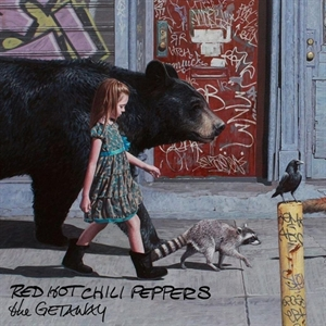 Picture of Red Hot Chili Peppers - The Getaway