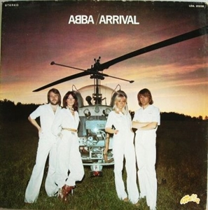 Picture of ABBA - Arrival [Vinyl Second Hand] LP