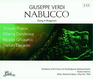 Picture of  Verdi - Nabucco [2 CD]