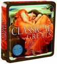 Картинка на Classical Greats - Various [3 CD Metal Box]