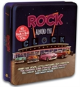 Picture of Rock Around the Clock - Various [3 CD Metal Box]