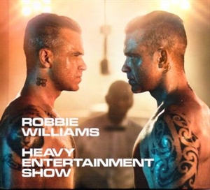 Картинка на Robbie Williams - The Heavy Entertainment Show LV CD