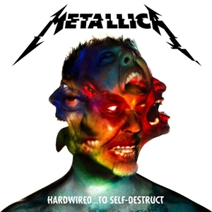 Картинка на  Metallica - Hardwired … To Self-Destruct  LV [ CD]