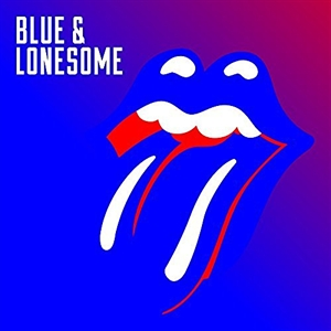 Картинка на Rolling Stones - Blue & Lonesome LV CD