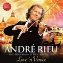 Картинка на Andre Rieu  - Love In Venice [CD + DVD]