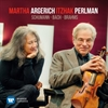 Picture of Schumann, Bach, Brahms; Martha Argerich, Itzhak Perlman - Violin Sonatas