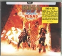 Картинка на   Kiss - Kiss Rocks Vegas [CD + DVD]