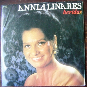 Picture of Annia Linares - Heridas [Vinyl Second Hand] LP