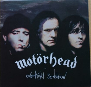 Picture of Motorhead - Overnight Sensation [Vinyl] LP