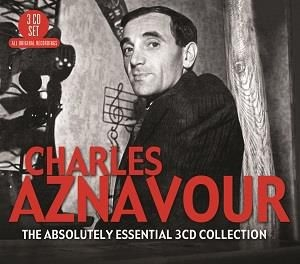 Picture of    Charles Aznavour - Absolutely Essential 3 CD Collection
