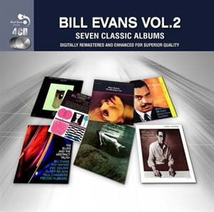 Picture of Bill Evans - Bill Evans Vol. 2 - Seven Classic Albums [4 CD]