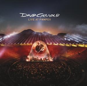 Картинка на   David Gilmour - Live At Pompeii   [2 CD]