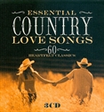 Picture of Various - Essential Country Love Songs 60 Heartfelt Classics [3 CD]