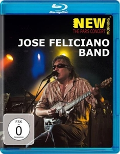 Picture of Jose Feliciano Band - New Morning The Paris Concert Blu-Ray