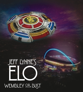 Picture of Jeff Lynne's ELO - Wembley Or Bust  [2 CD + Blu-Ray