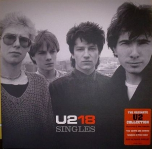 Картинка на U2 - U2 18 Singles [Vinyl] 2 LP